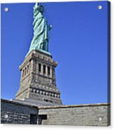 Lady Liberty 12 Acrylic Print