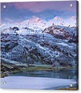 Lake Ercina Acrylic Print
