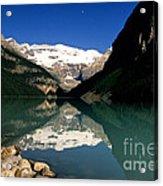 Lake Louise IIi Acrylic Print