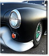 Lean Mean Racing Machine Acrylic Print by Sarah Lamoureux