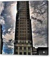 Liberty Building Acrylic Print