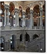 Library Of Congress - Washington D C Acrylic Print