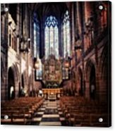 #liverpoolcathedrals #liverpoolchurches Acrylic Print