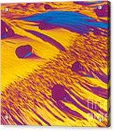 Lm Of Estradiol Acrylic Print