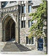 Lockhart Hall Princeton Acrylic Print
