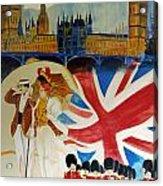 London Acrylic Print