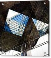 London Southbank Abstract Acrylic Print