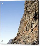 Los Gigantes Cliffs Acrylic Print