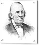 Louis Agassiz (1807-1873) Acrylic Print