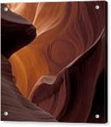 Lower Antelope Canyon  Acrylic Print