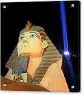 Luxor Sphinx Acrylic Print