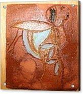 Mabel - Tile Acrylic Print