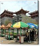 Macau Fisherman's Wharf Acrylic Print