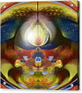 Magische Hoehle Acrylic Print