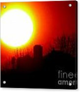 March 1 2008 Acrylic Print