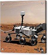 Mars Science Laboratory Acrylic Print