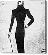 Max Beerbohm (1872-1956) Acrylic Print