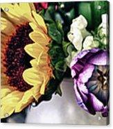 May Flowers I Acrylic Print