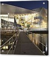 Melbourne Convention Center Acrylic Print
