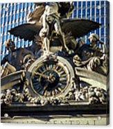 Mercury At Grand Central Acrylic Print