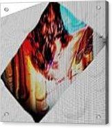 Mergulho Acrylic Print