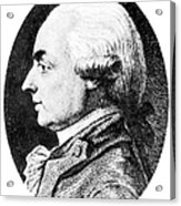 Michel G.j. De Crevecoeur Acrylic Print