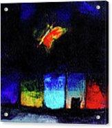 Midsummer Wings 2 Acrylic Print