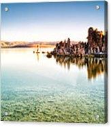 Mono Lake Sunrise Acrylic Print