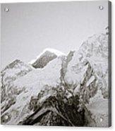 Mount Everest Acrylic Print