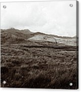 Mull Tidal Flats Acrylic Print