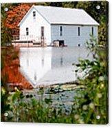 Murrays Mill Catawba North Carolina Acrylic Print