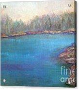 Muskoka Shore Acrylic Print