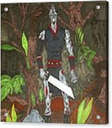 Mutant Beast  Acrylic Print