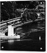 Narrow Water Castle Warrenpoint Acrylic Print