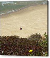 Natanya Beach Acrylic Print