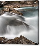 Natural Bridge Yoho National Park Acrylic Print