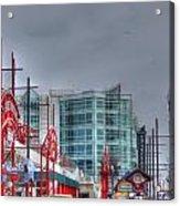 Navy Pier Acrylic Print