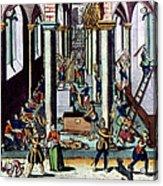 Netherlands: Calvinism Acrylic Print