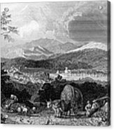 New Hampshire, 1839 Acrylic Print