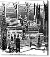 New Orleans Fair, 1884 Acrylic Print