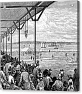 New York: Baseball, 1886 Acrylic Print