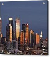 New York City, New York, United States Acrylic Print