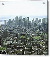 New York City, New York, United States Of America Acrylic Print
