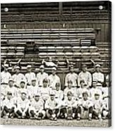 New York Yankees, C1921 Acrylic Print