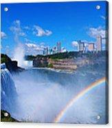 Niagara Waterfalls Acrylic Print