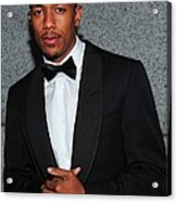 Nick Cannon At Arrivals For Operation Acrylic Print