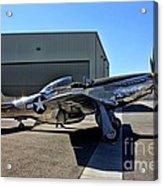 North American P-51 Mustang  Acrylic Print