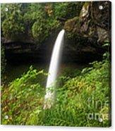 North Falls Canyon Acrylic Print