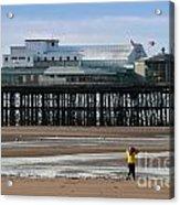North Pier Acrylic Print