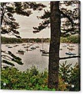 Northeast Harbor Acrylic Print